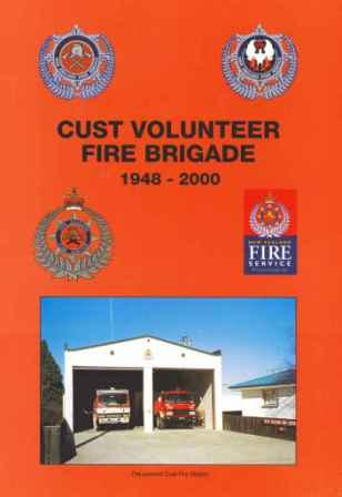 Cust Volunteer Fire Brigade - Published in 2000